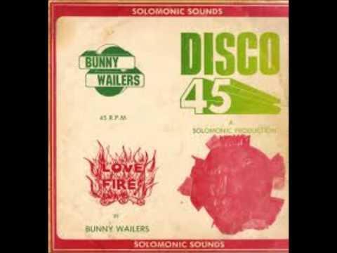 Bunny Wailer   Love Fire