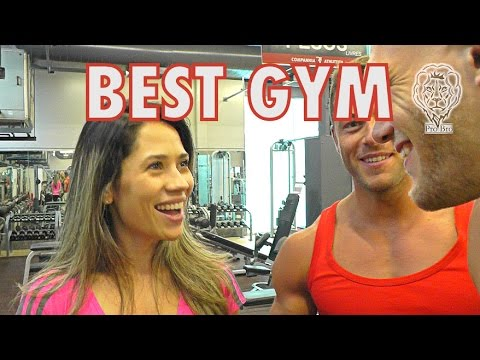 Bestes GYM in Sao Paulo - Studio Report, Sexy Frauen und BRUST PUMP!!!