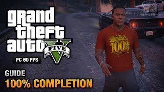 GTA 5 - 100% Completion Guide thumbnail