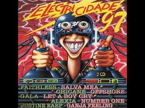 Electricidade 97 Megamix 1997 By Vidisco PT