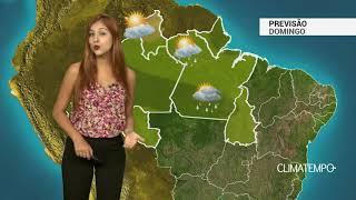 Previsão Norte - Ar mais seco