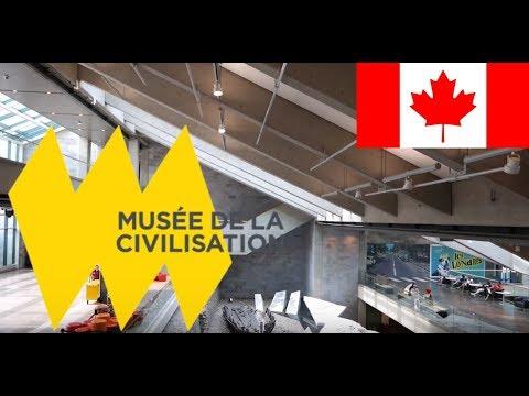 Musées De La Civilisation, Québec, July 2018