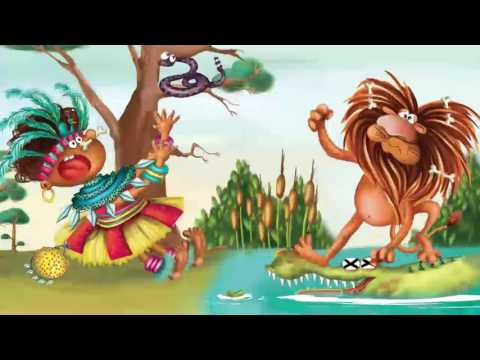 Level 1-9 The Man and the Lion | e-future Classic Readers