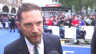 Legend Premiere Interview - Tom Hardy