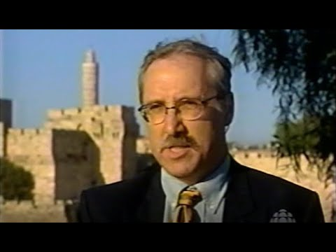 Prof. Gerald Steinberg, BBC, discussing Israel's future after Ariel Sharon 2006