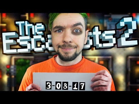 TOUGHER THAN EXPECTED | The Escapists 2 #2