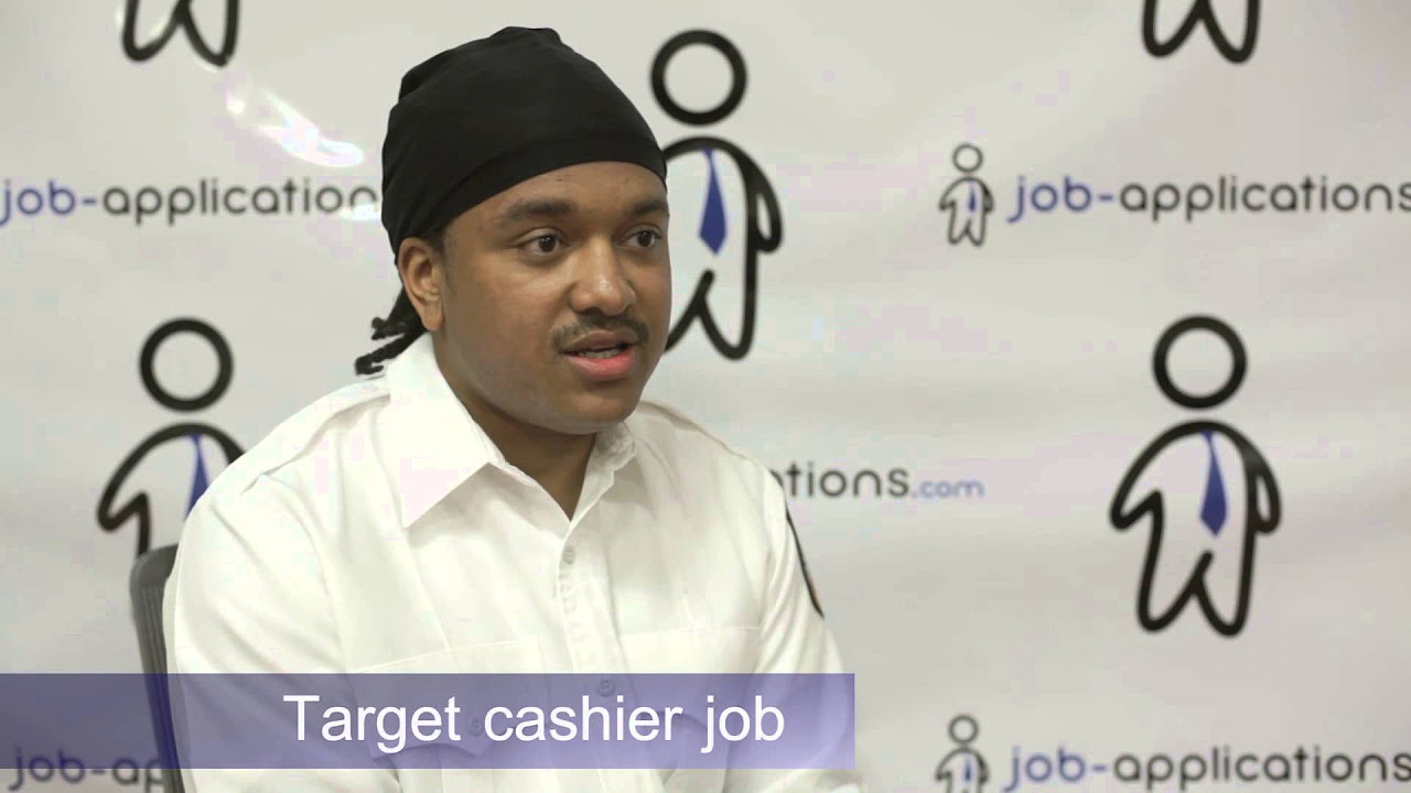 target cashier job description salary