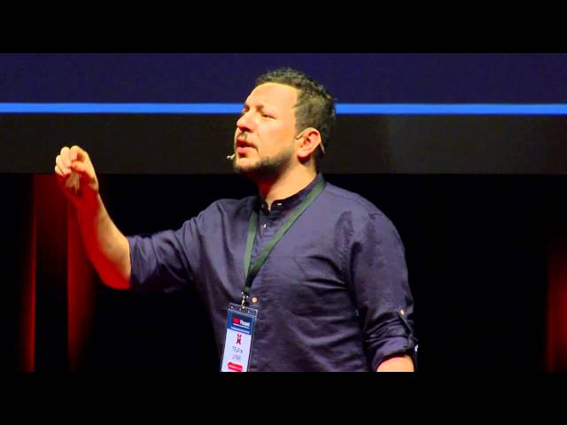 Bilim yeterince heyecanlıdır : Tevfik Uyar at TEDxReset 2014