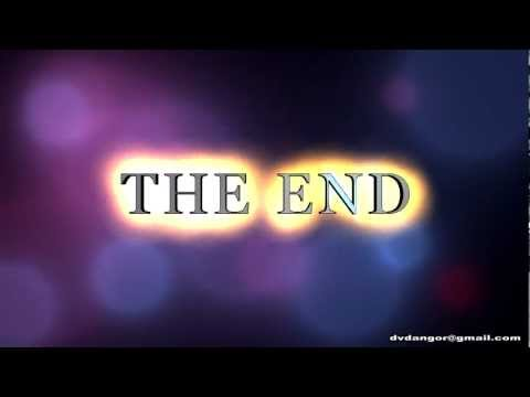 THE END - Free Video backgrounds, Footage, Graphics, Effects
