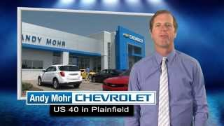 Andy Mohr Chevrolet - Plainfield, Indiana - March TV Commercial 2014