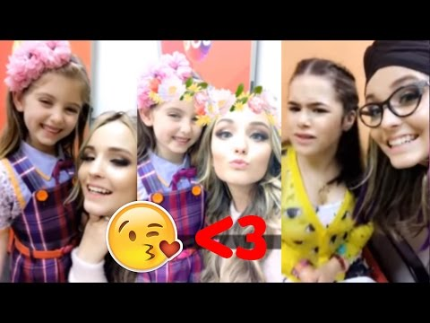 Lari Manoela, Lorena Queiroz e Maisa Silva Juntas No SnapChat