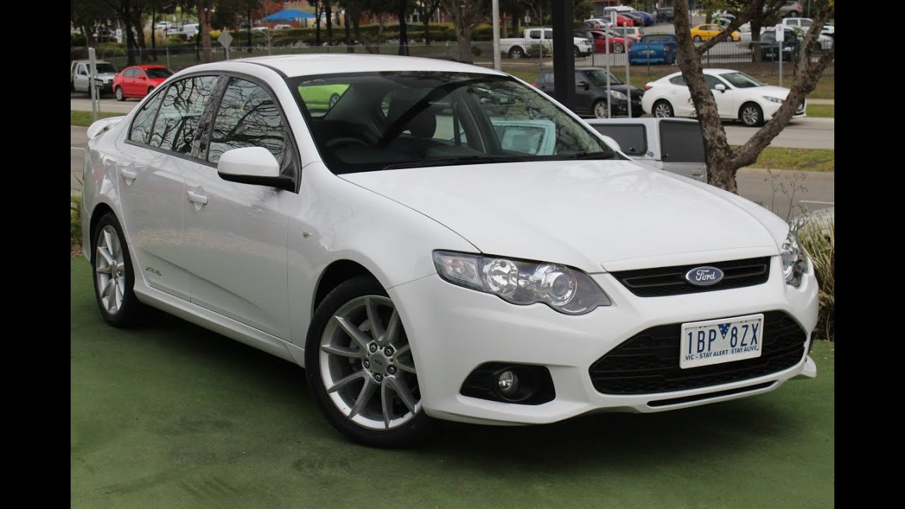 ford falcon fg workshop manual pdf