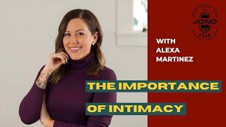 Advice from a Sex Expert Alexa Martinez - Professional Sex Coach   The Jono Show