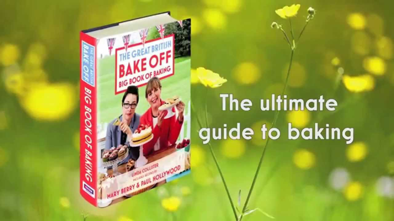 Gbbo Great British Bake Off Recipe Book 2014 Series