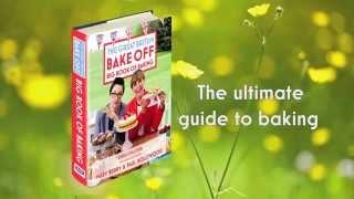 #GBBO Great British Bake Off recipe book 2014 series