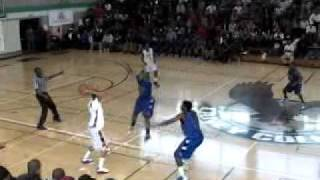 Oakland High vs McClymonds High - 2011 OAL Boys Basketball Championship