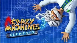 CGRundertow CRAZY MACHINES ELEMENTS for Xbox 360 Video Game Review