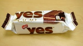 Nestlé Yes Cacao - Dark Chocolate Cake Bar
