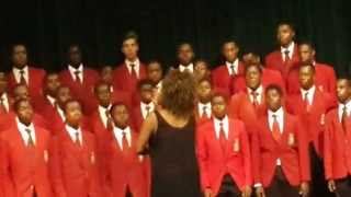 St. Georges College choir - The Way You Look Tonight