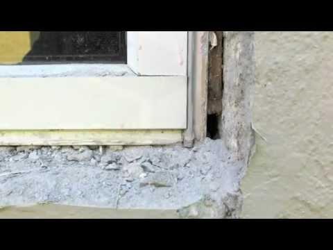Installation of impact windows and doors