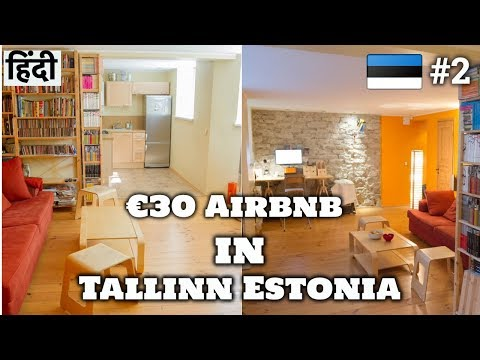 ep-2-estonia🇪🇪|-€30-or-rs2400-airbnb-apartment-in-tallinn-|-indian-family