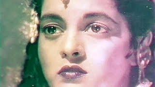 Chand Niklega Jidhar - Lata Mangeshkar, Nalini Jaywant, Durgesh Nandini Song