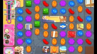Candy Crush Saga Level 1569 Hard Level NO BOOSTER