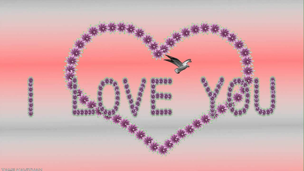 L Love You Hd Wallpaper : l love you pic Wallpaper sportstle