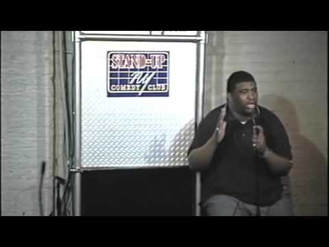 Patrice O'neal Stand Up NY Throw Back