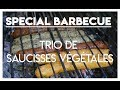 Recettes spéciales barbecue vegan