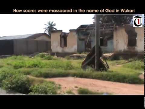 Nigeria's unreported killing fields (2): How scores were massacred in the name of God