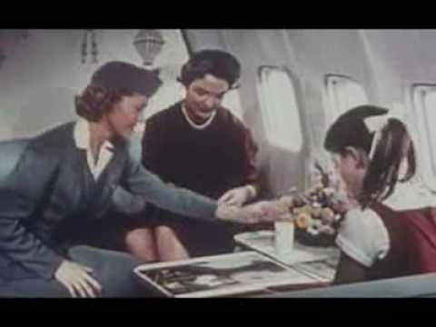Pan Am 707 Good Old Days