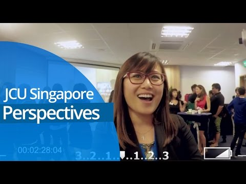 Student Experience at the Singapore campus of James Cook University