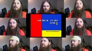 Repeat youtube video Sonic 2 - Chemical Plant Zone Acapella
