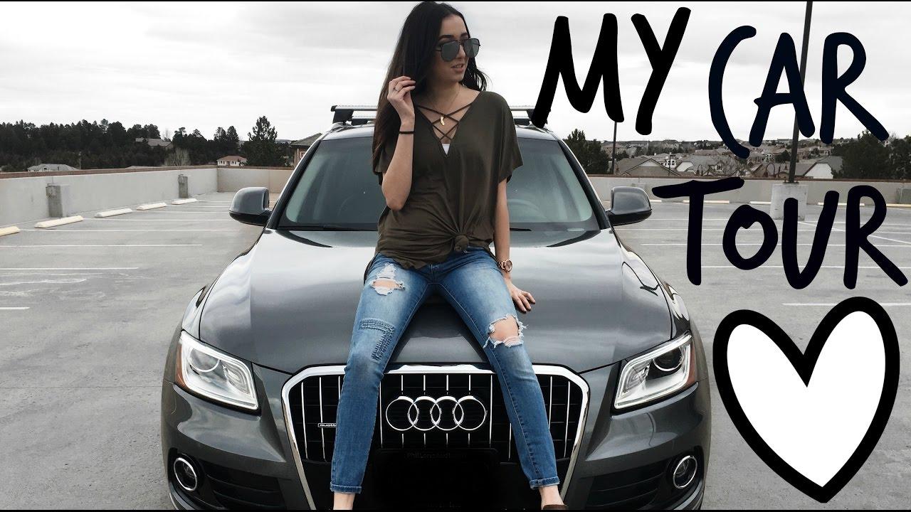 MY CAR TOUR AUDI Q MY DREAM CAR YouTube - My audi com