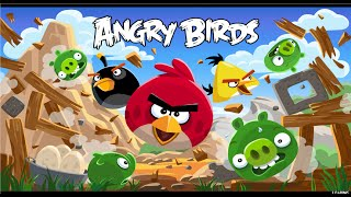 Angry Birds Movie cartoon / Funny / Angry Birds and Bad Piggies (Part 1)
