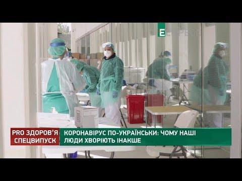 Коронавірус по українськи: