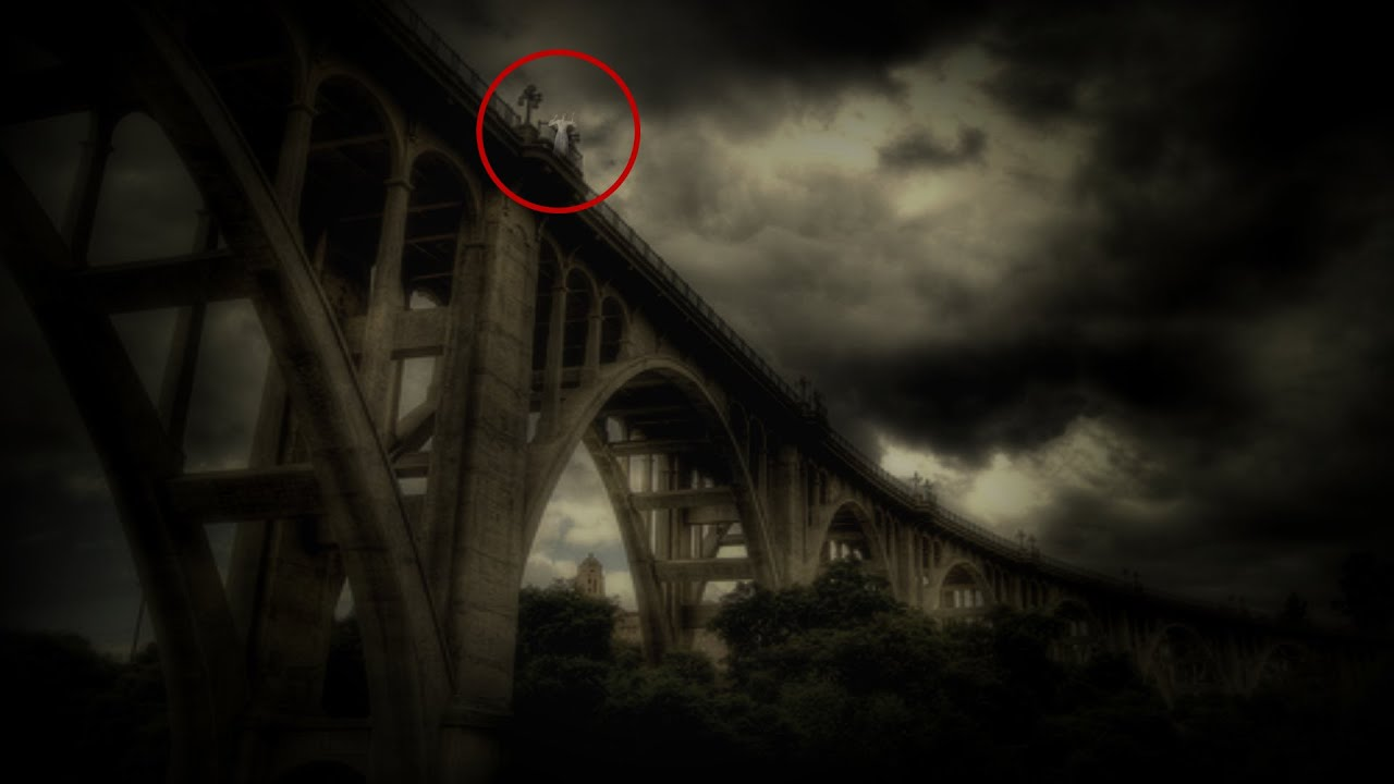 California Suicide Bridge Paranormal America Episode
