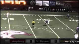 Augsburg Women's Soccer Highlights - St. Thomas