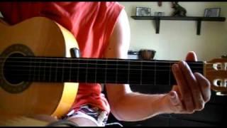 leçon de guitare pour les nuls (Guitar déb n°3) les accords de base