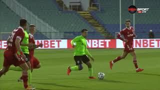 ЦСКА 1948 - Черно море 0:0