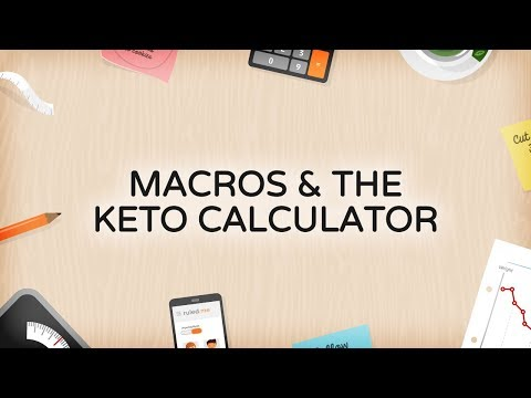 Macros And The Keto Calculator