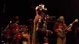 Lee Scratch Perry & Pura Vida -  Disco Devil & Dub Fire @ Gebouw T