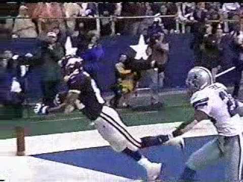 Randy Moss vs Cowboys Thanksgiving  00 Part 3 - YouTube d328538b9