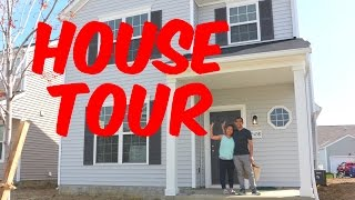 Building Our FIrst Home | UPDATE & Empty House Tour!