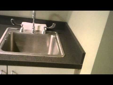 Laminate Countertops And Cabinets For A Doctors Office Formica Tops And  Pionite Cabinets   YouTube