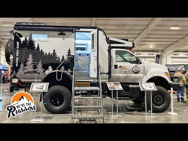 4x4 OFF-ROAD CAMPER Tours at Overland Expo in Missouri