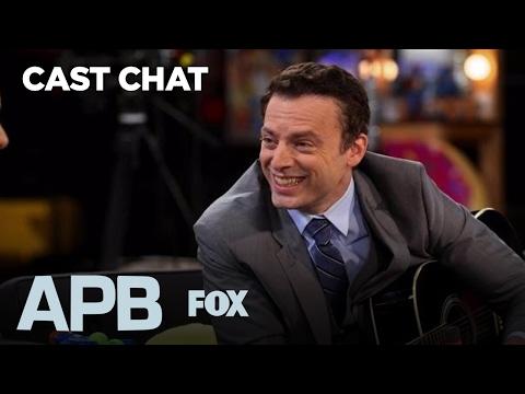 Natalie Martinez & Justin Kirk: Rapid Fire | Season 1 | APB