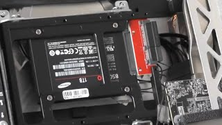 2011 IMAC SAMSUNG 1TB 850 PRO SSD UPGRADE