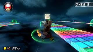 SNES Rainbow Road [150cc] - 1:26.426 - [MT]Paco (Mario Kart 8 Deluxe World Record)